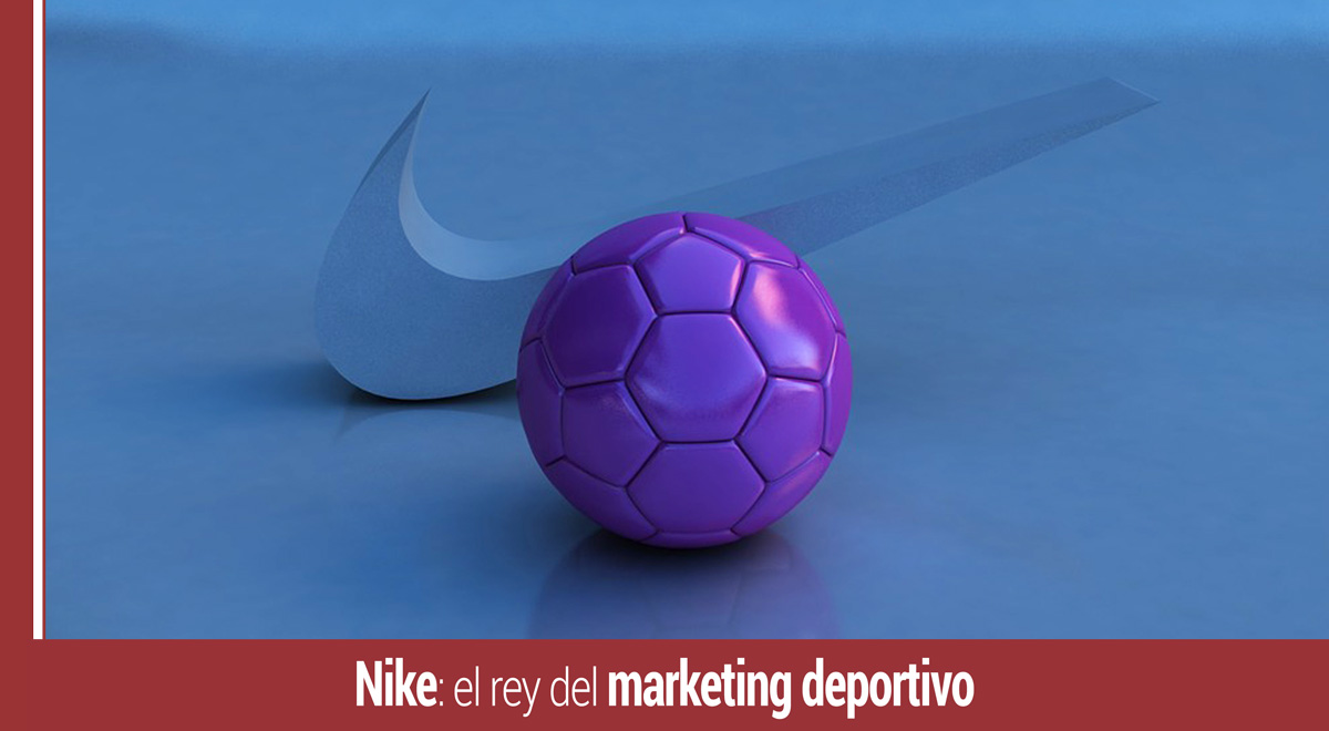 por que nike es el rey del marketing deportivo