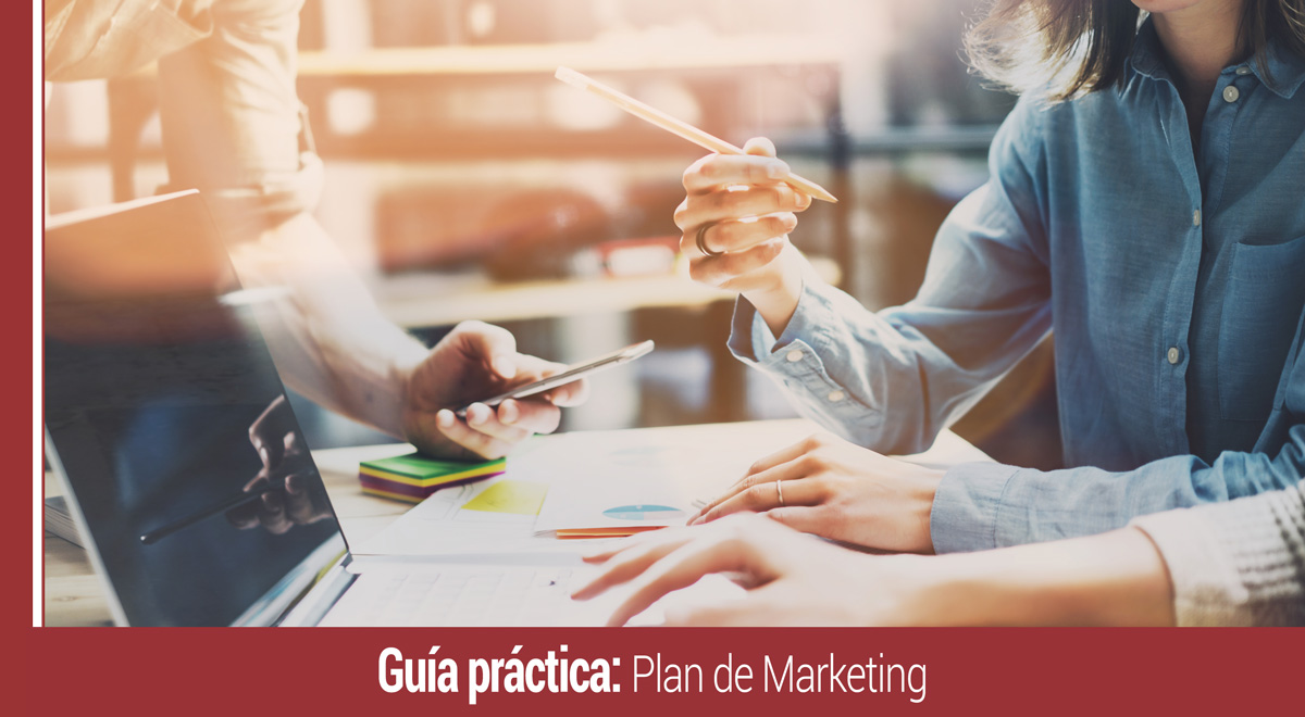 guia practica para hacer un plan de marketing