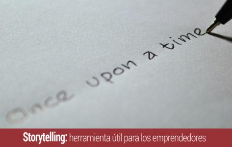 el storytelling para los emprendedores