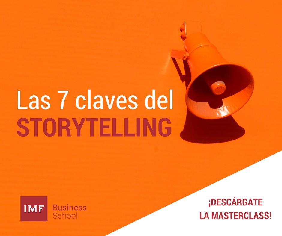 masterclass storytelling
