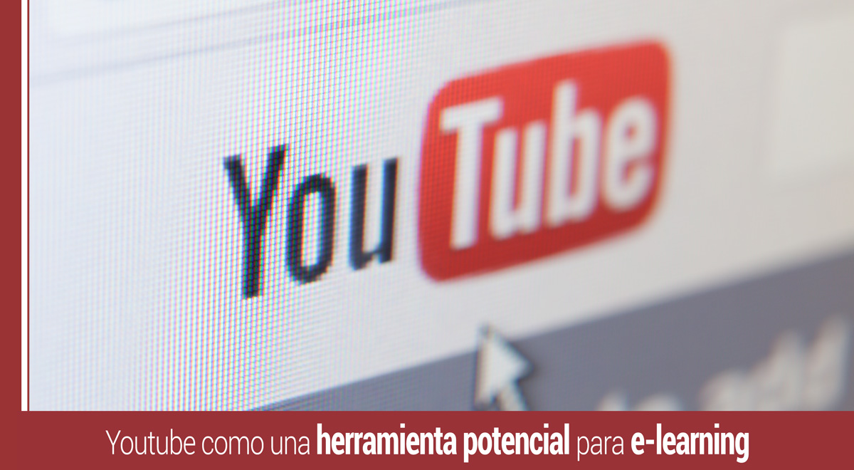 herramienta util para elearning youtube