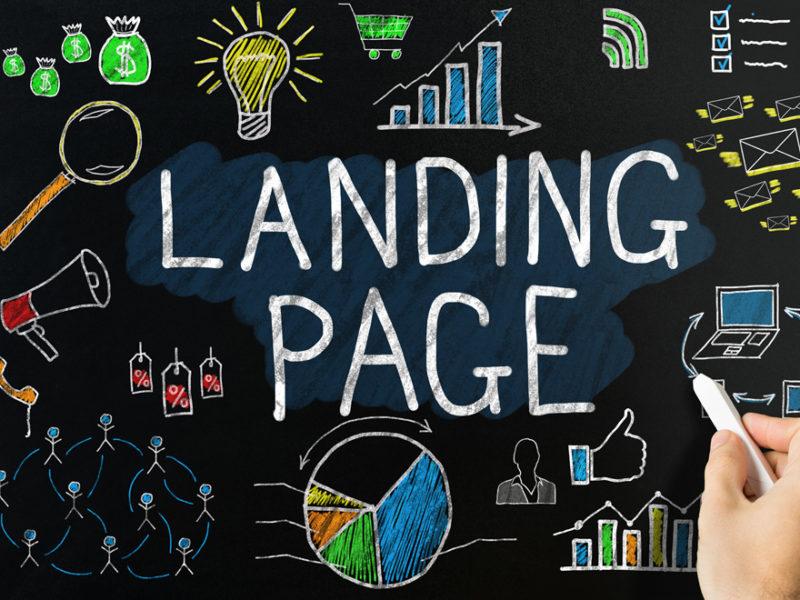 trucos para hacer una landing page