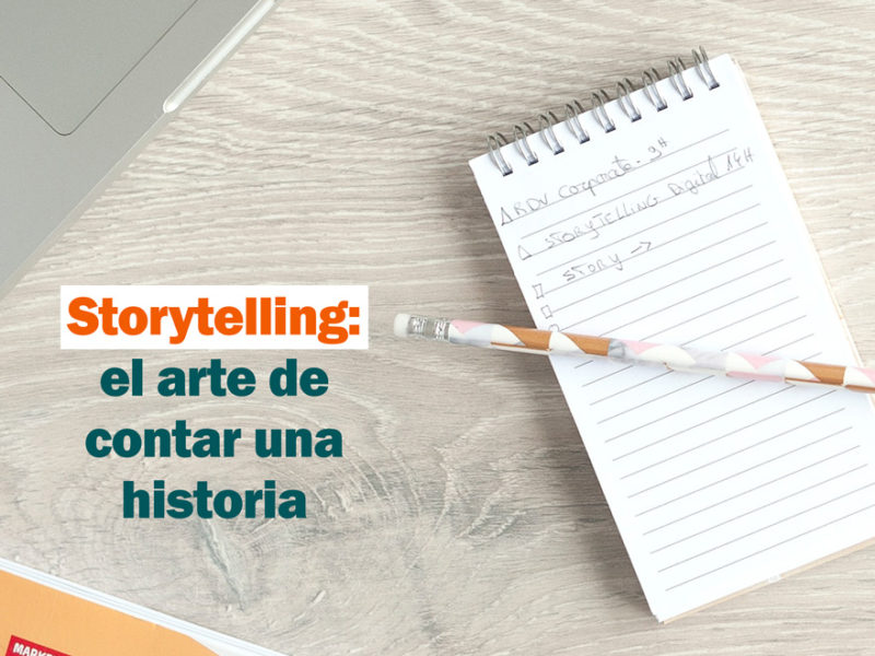 storytelling para redes sociales
