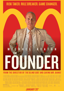the founder pelicula