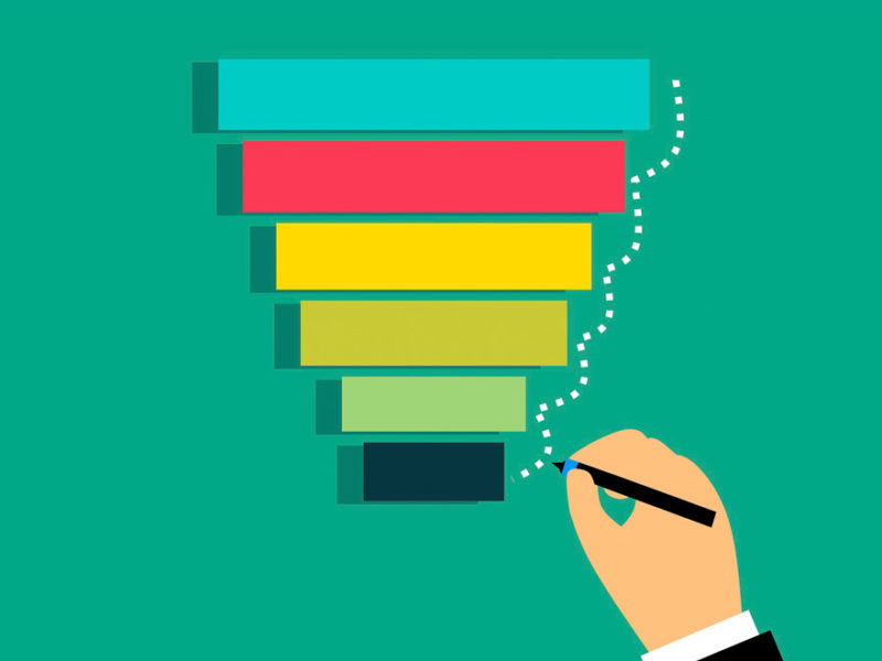 5 pasos para construir un funnel marketing