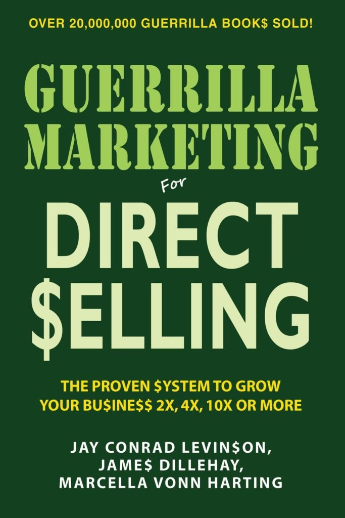 guerrilla marketing for direct selling
