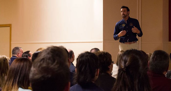 superar-entrevista-trabajo Así es una jornada de un MBA