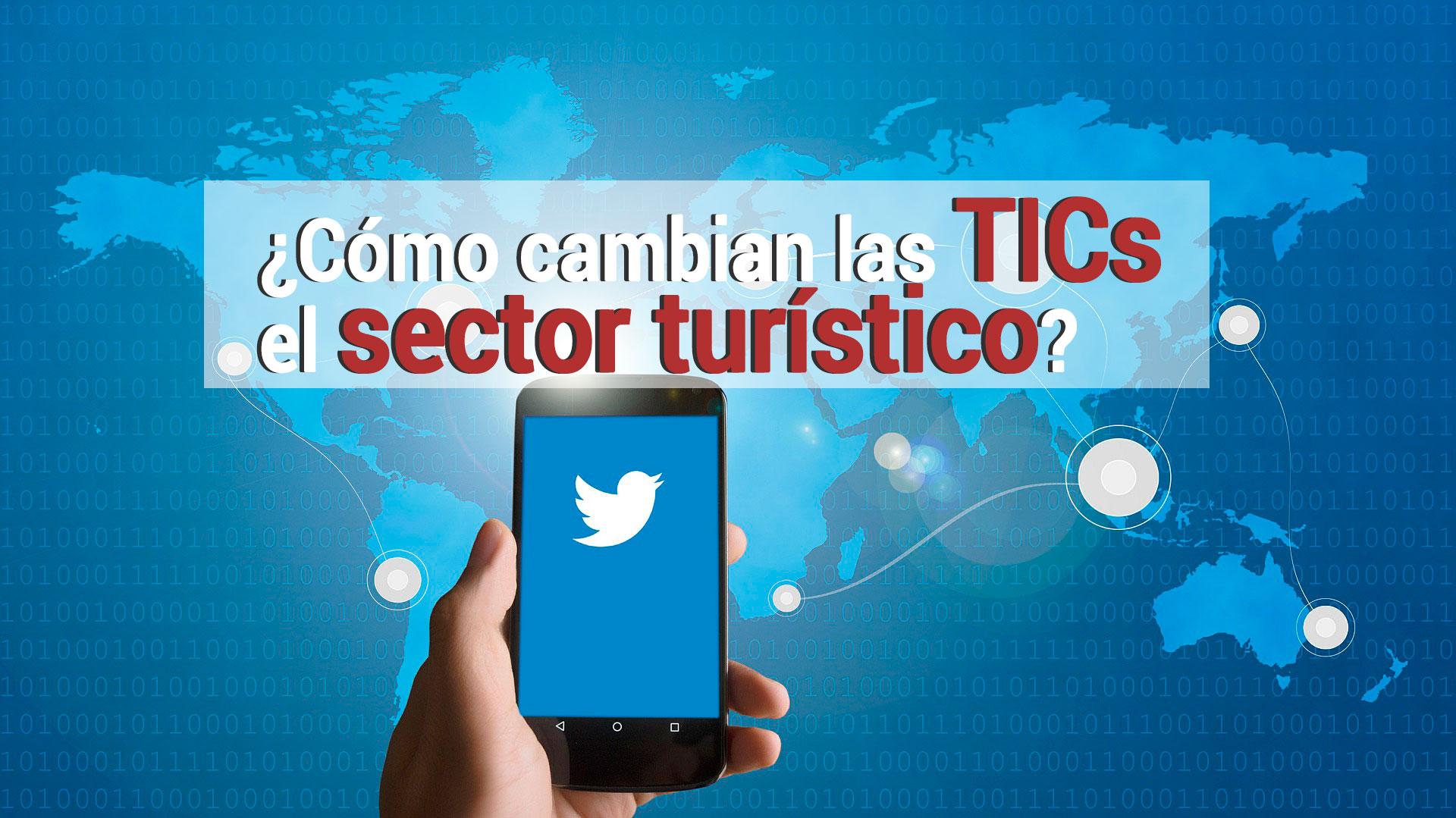 tics-turismo Las 7 formas en las que las TIC están cambiando el sector turístico
