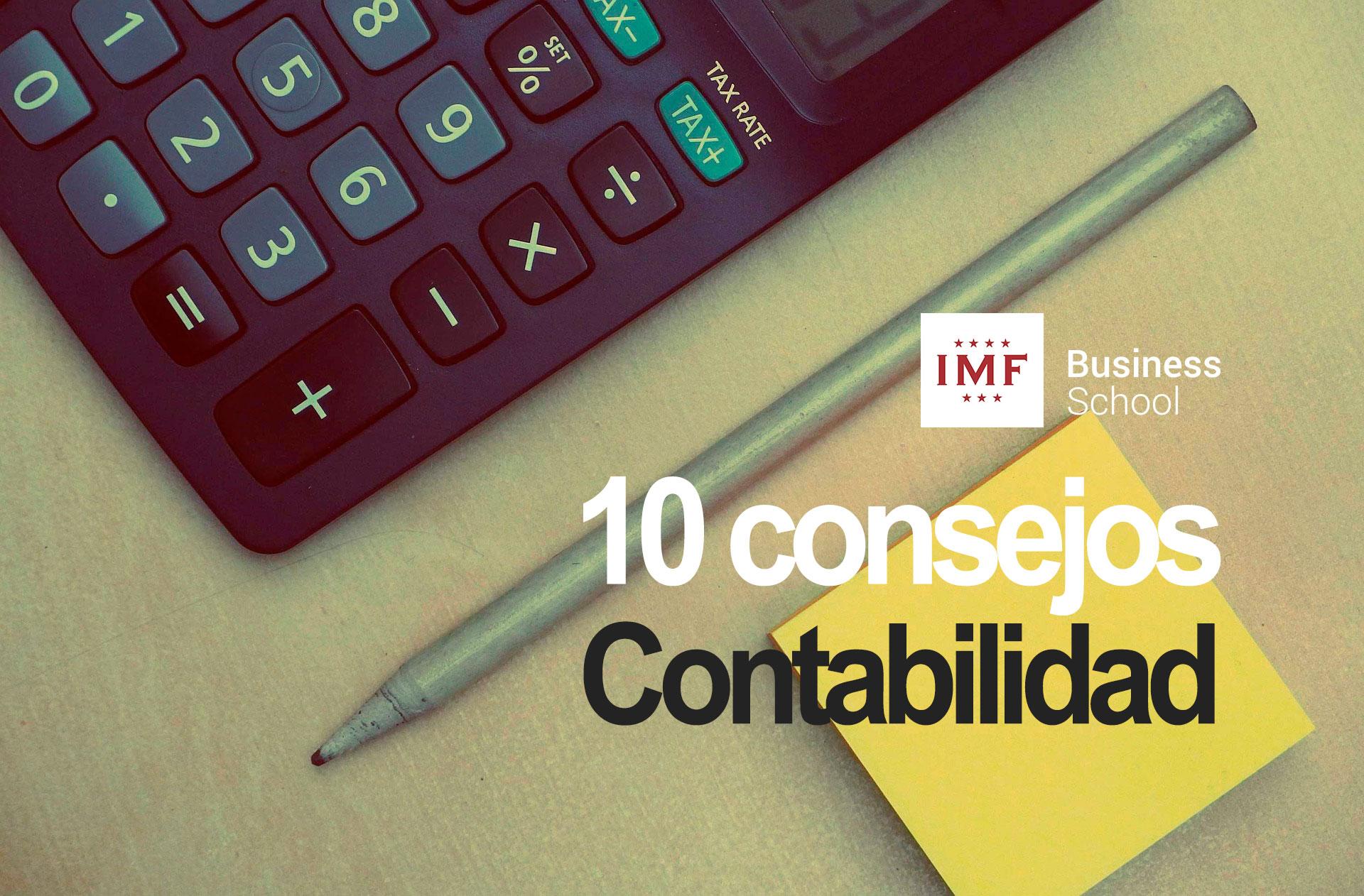 consejos-contabilidad 10 consejos para realizar una contabilidad fácil y veraz