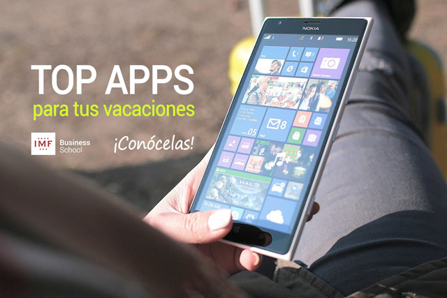 aplicaciones-movil-vacaciones Mejores aplicaciones de móvil para tus vacaciones