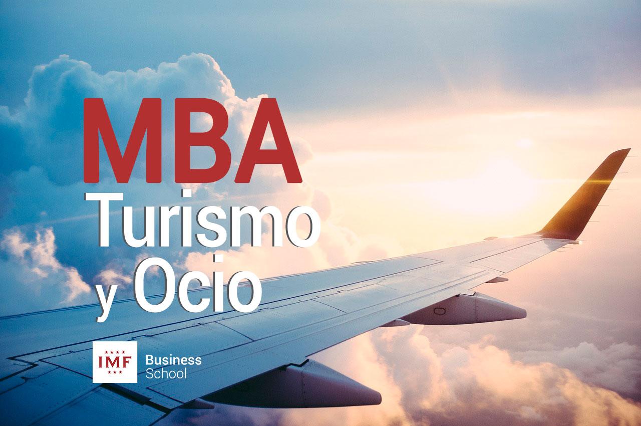 MBA especialidad en Dirección de Empresas Turísticas