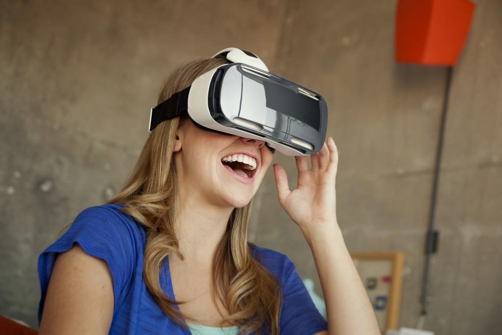 samsung-gear-vr-1024x683 El futuro de los eventos deportivos pasa por las gafas de realidad virtual