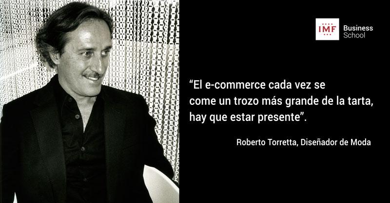 """roberto-torretta Roberto Torretta: """"En el mundo de la moda ha cambiado absolutamente todo"""""""