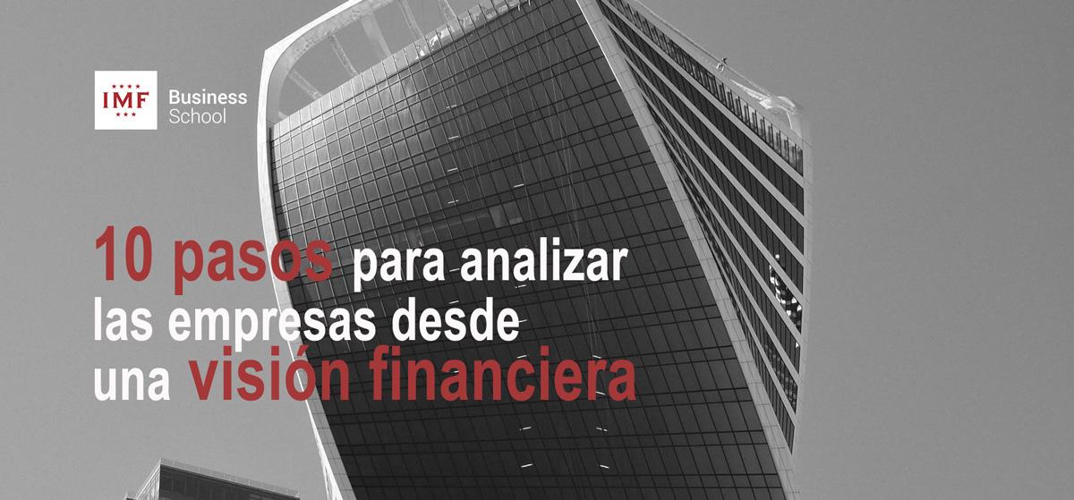 analisis-finanzas-empresas 10 pasos para analizar las empresas desde una visión financiera