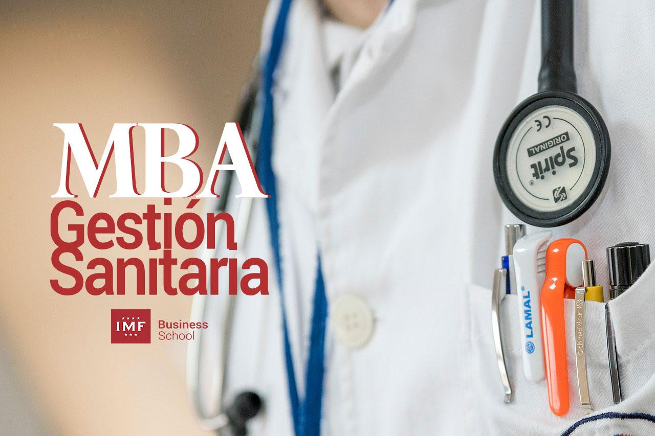 Master MBA Gestión Sanitaria