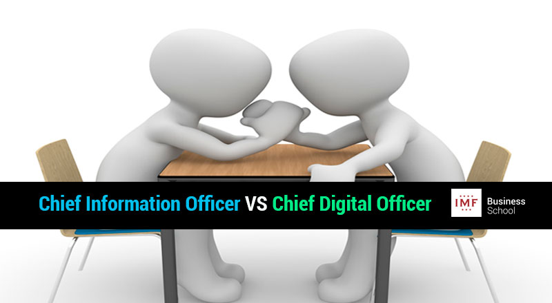 CIO-CDO-compatibles-incompatibles ¿Son el Chief Information Officer y el Chief Digital Officer compatibles?