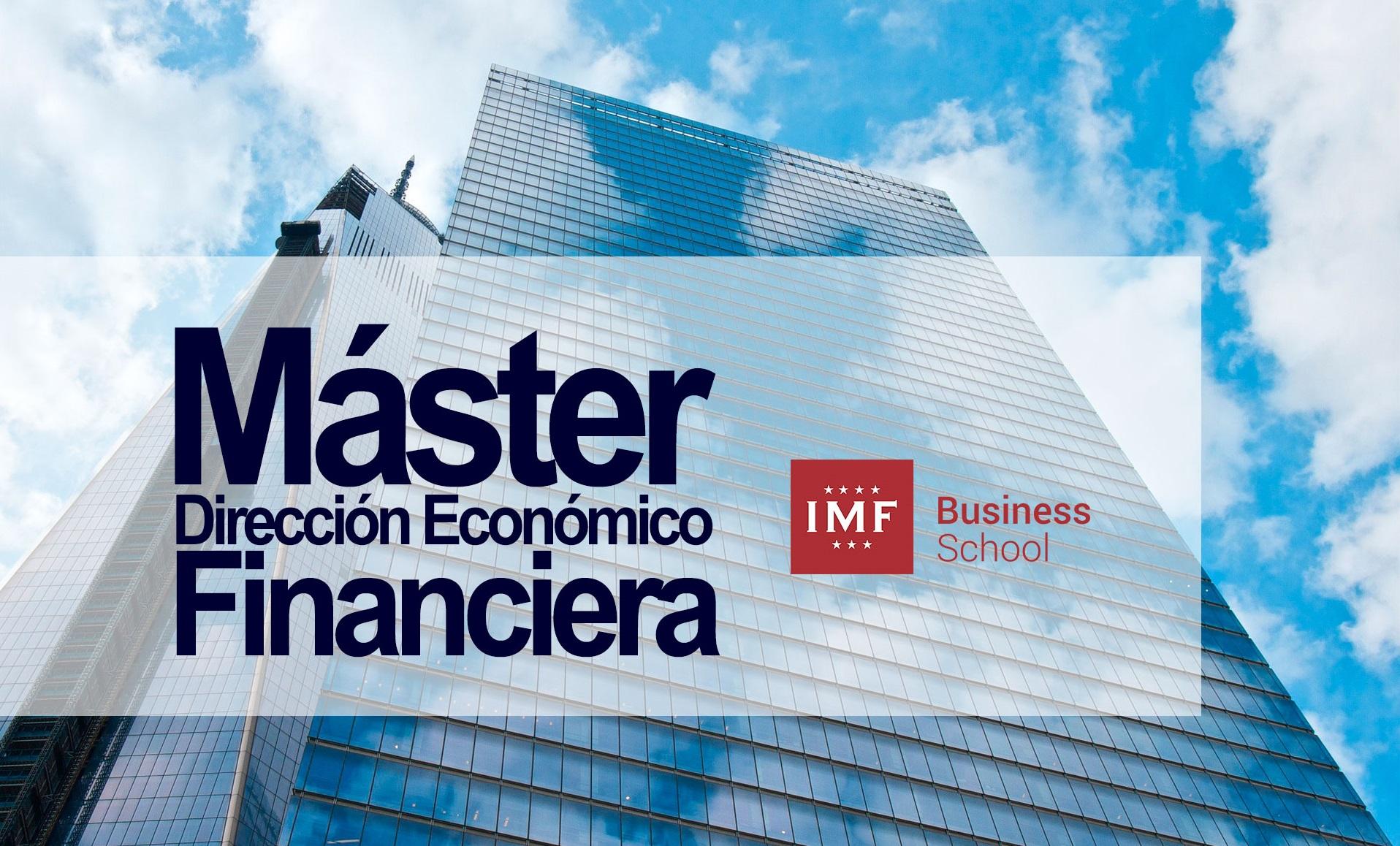 Master Dirección Finanzas de IMF