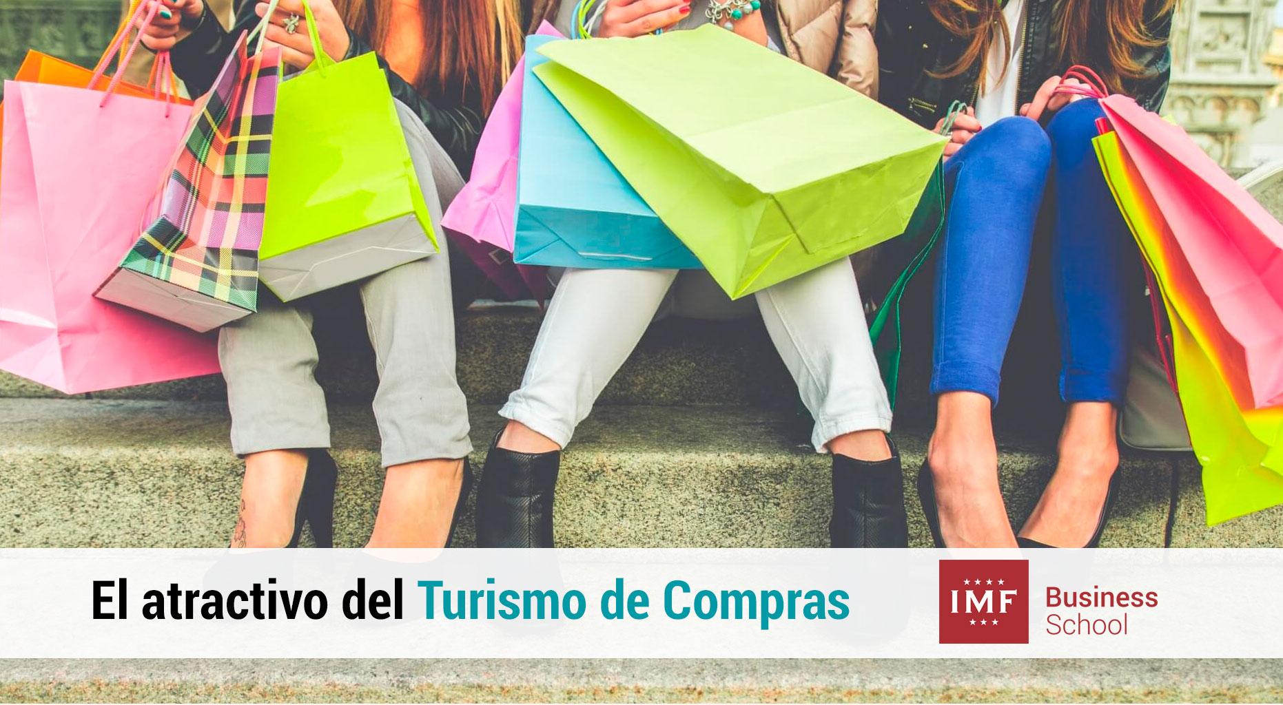 turismo-de-compras Viajar para comprar: el imparable ascenso del turismo de compras