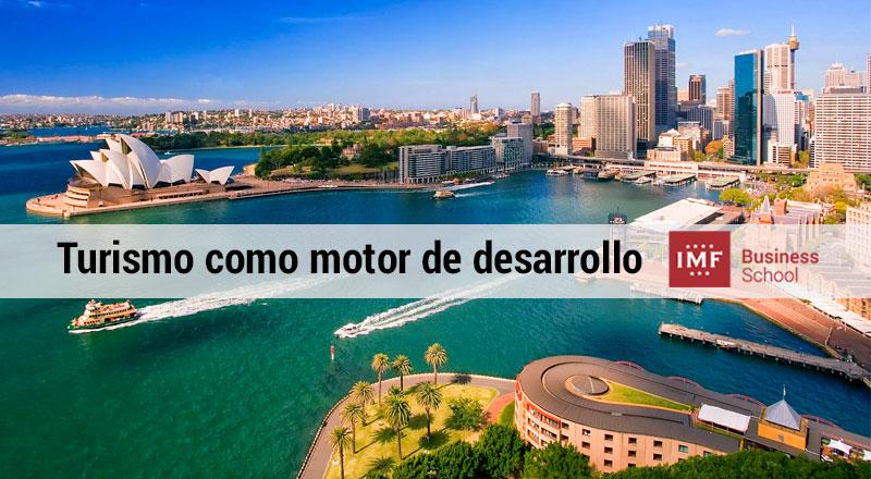 turismo-motor-de-desarrollo ¿Por qué el turismo es el motor de desarrollo económico de un país?