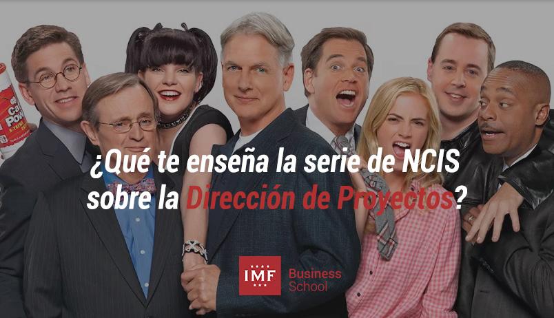 ncis-direccion-proyectos ¿Qué te enseña la serie de NCIS sobre la Dirección de Proyectos?