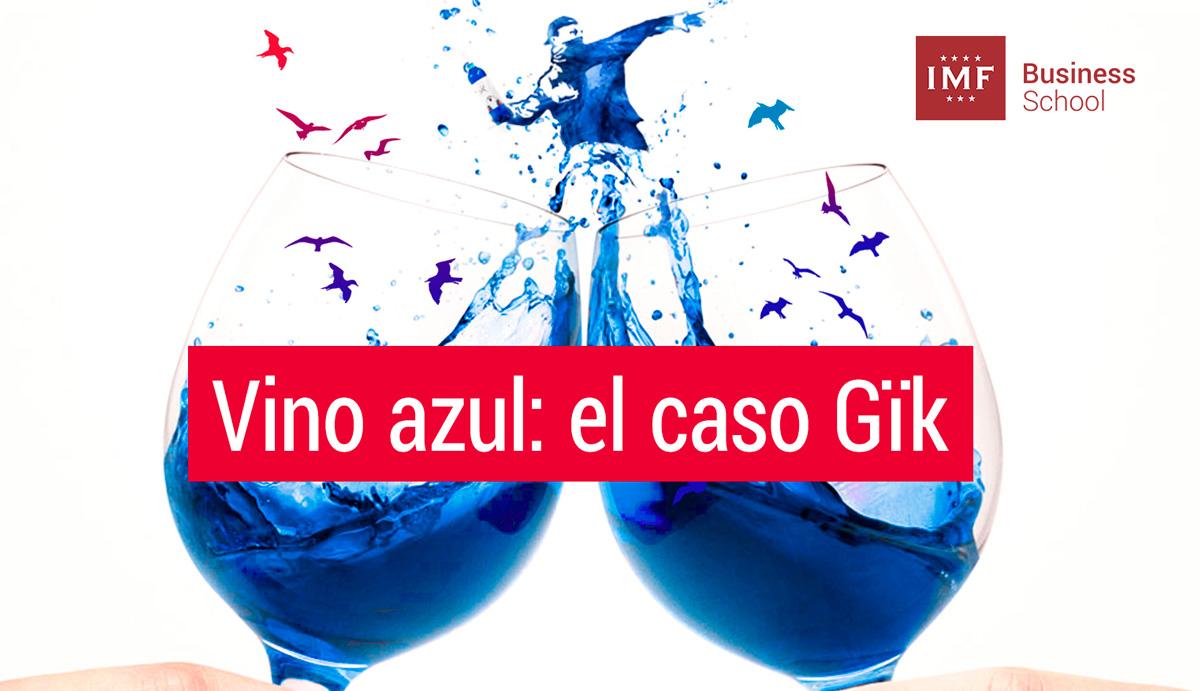 vino-azul-gik Vino azul, emprendimiento versus monopolios: el caso Gïk