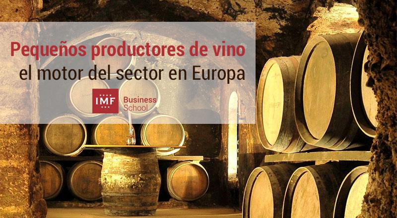 productores-vino-europa Los pequeños productores de vino, el motor del sector en Europa