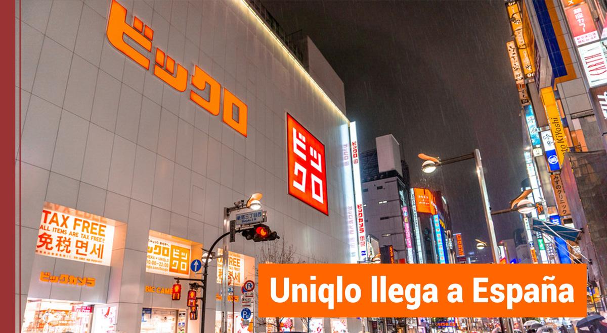 uniqlo-vs-zara Uniqlo preparada y lista para aterrizar en España