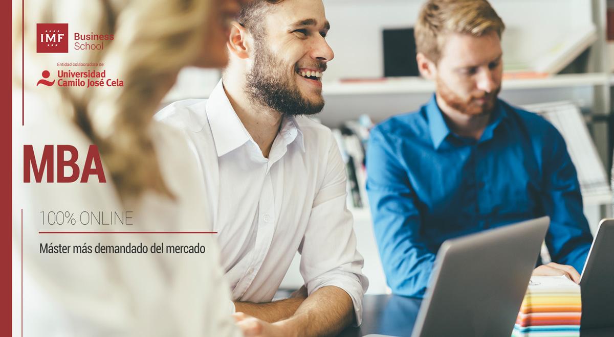 MBA Master en Dirección y Adminsitración de Empresas