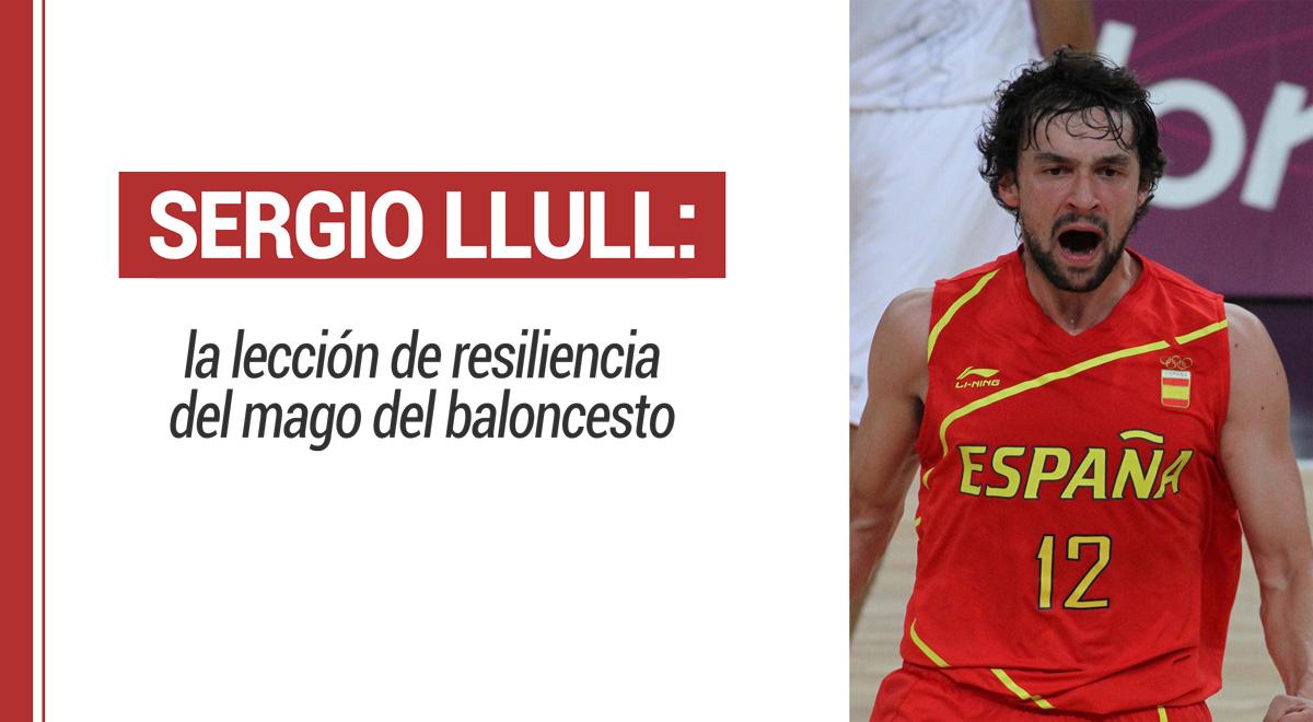 sergio-llull Sergio Llull: la lección de resiliencia del mago del baloncesto