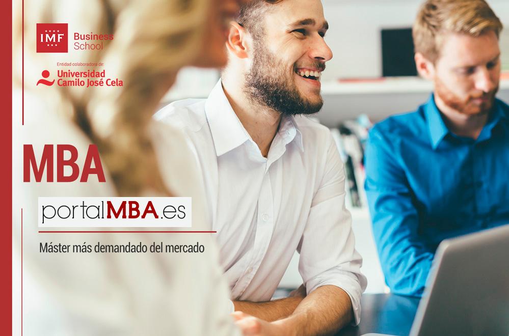 MBA Direccion de Empresas IMF