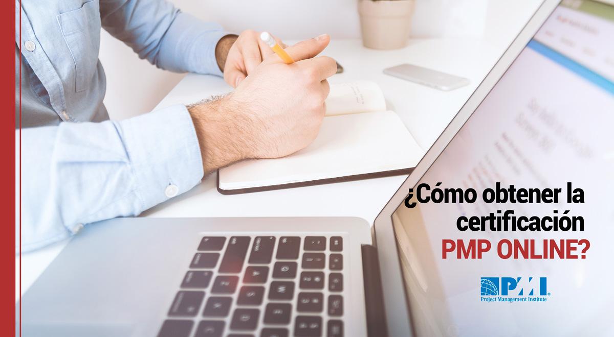 PMP-online PMP Online: cómo obtener la certificación