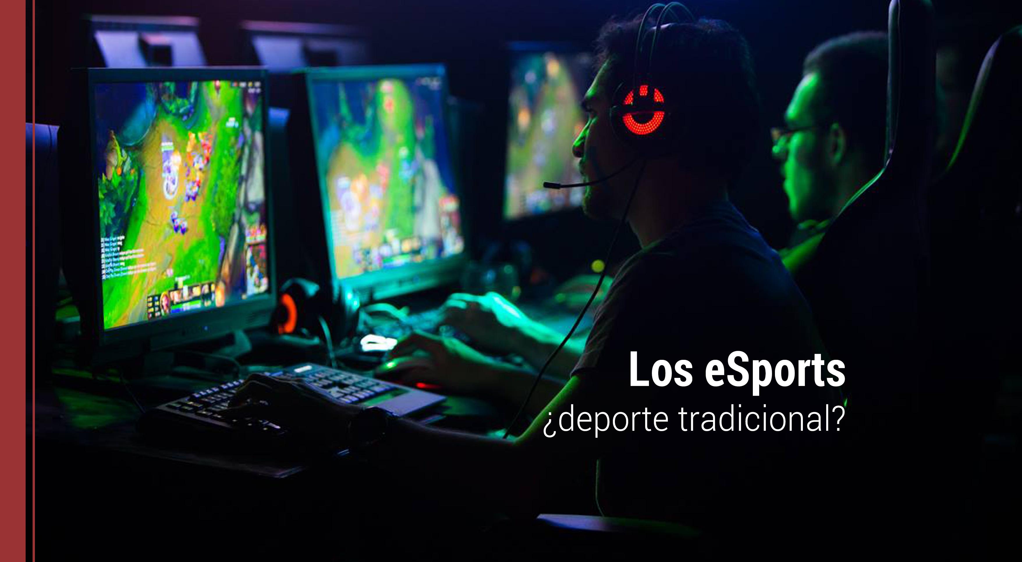 esports-considerados-deporte Los eSports pueden ser considerados deporte