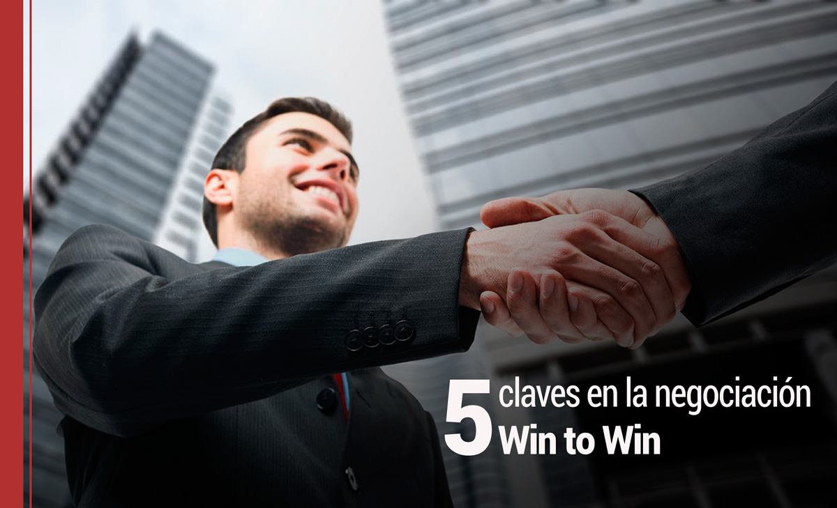 negociacion-win-to-win 5 claves para la negociación Win to Win