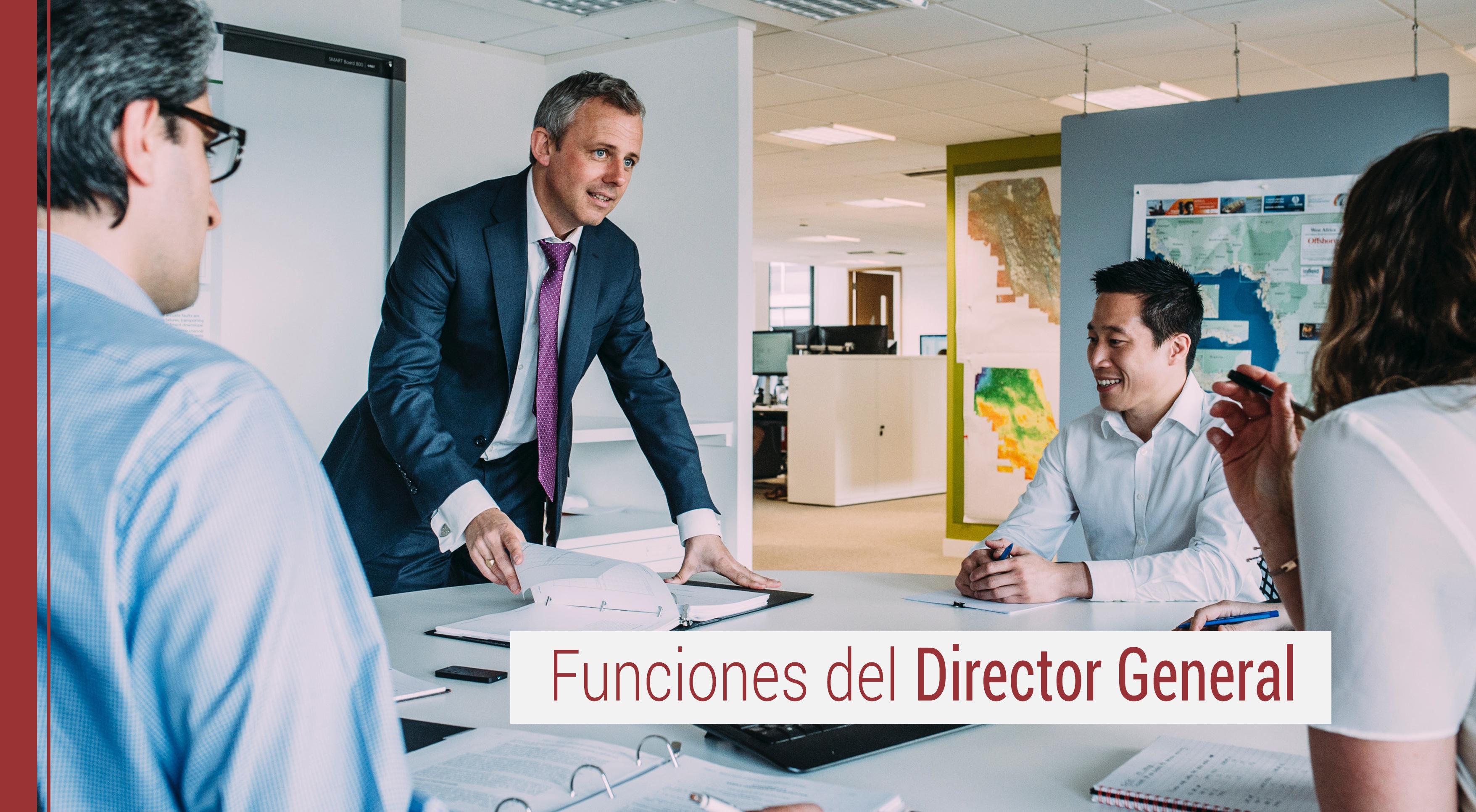 principales-funciones-director-general-de-empresa 5 funciones principales del Director General de una empresa