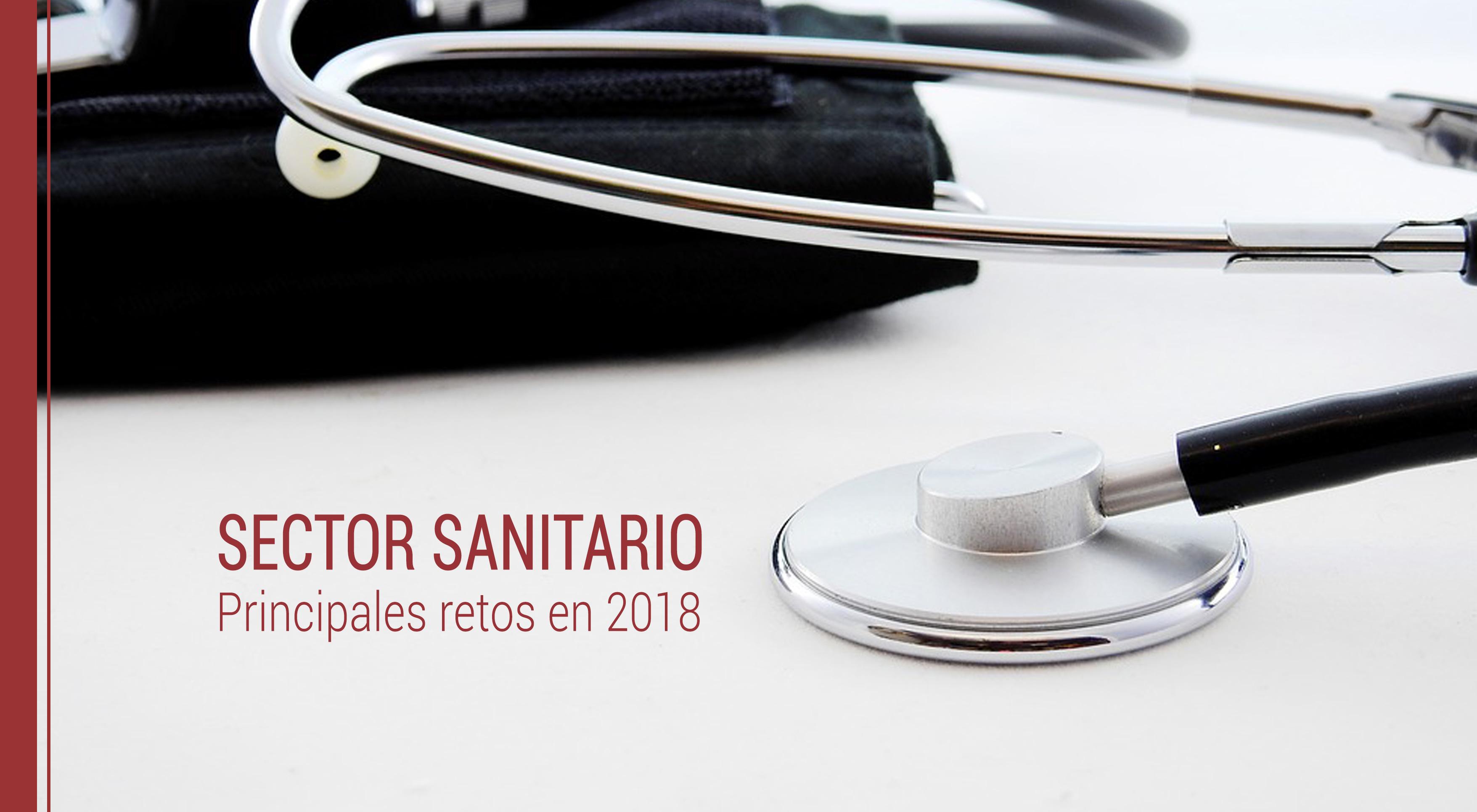 retos-sector-sanitario-2018 Principales retos del sector sanitario en 2018