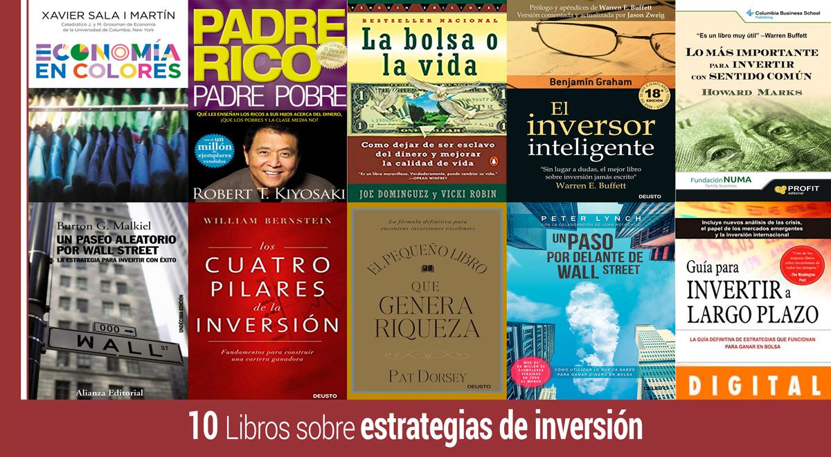 10-libros-estrategias-de-inversion Libros recomendados sobre estrategias de inversión