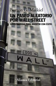 paseo-aleatorio-wall-street-197x300 Libros recomendados sobre estrategias de inversión