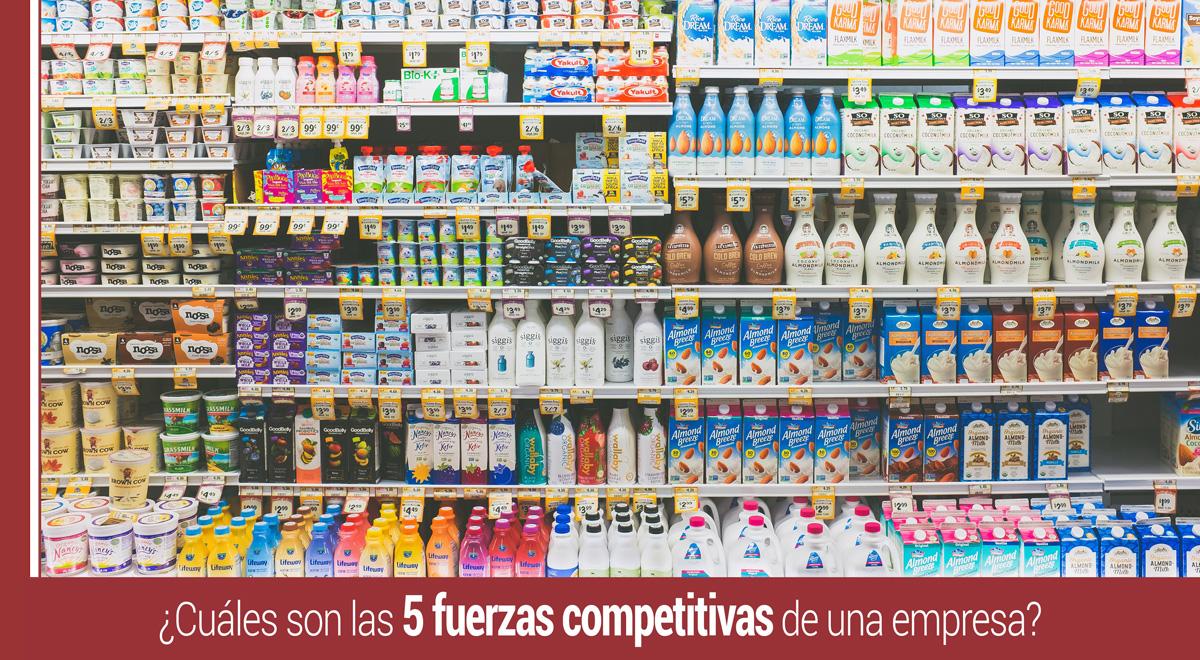5-fuerzas-competitivas-empresa ¿Cuáles son las 5 fuerzas competitivas de una empresa?