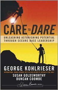 care-to-dare-george-kohlrieser-195x300 Los mejores 7 libros para líderes de empresas
