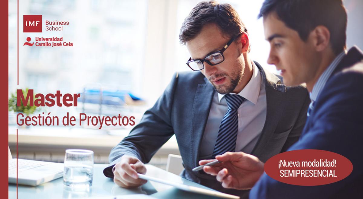 master direccion de proyectos