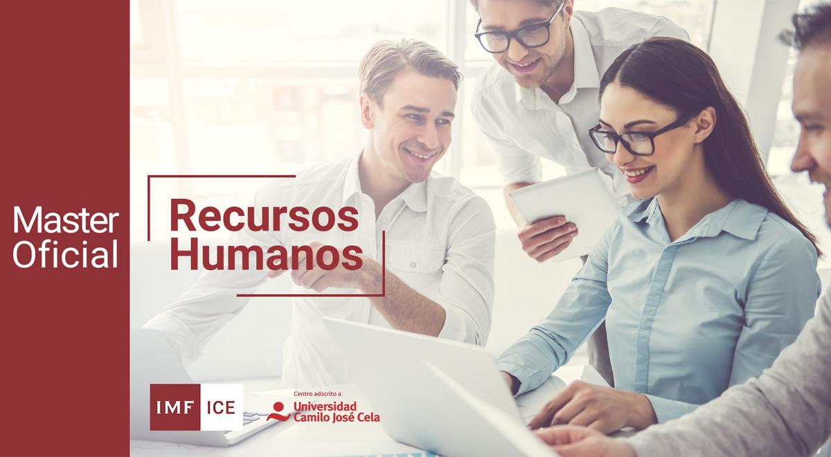 master oficial recursos humanos
