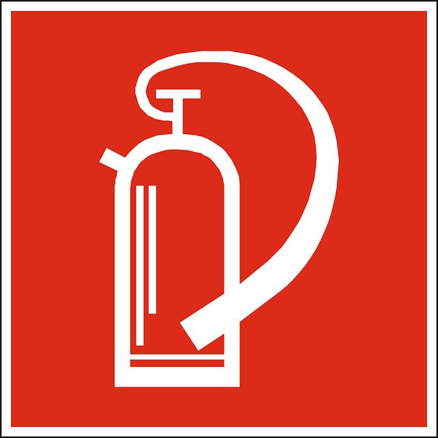 fire-extinguisher-98593_640 Extintores de explosión