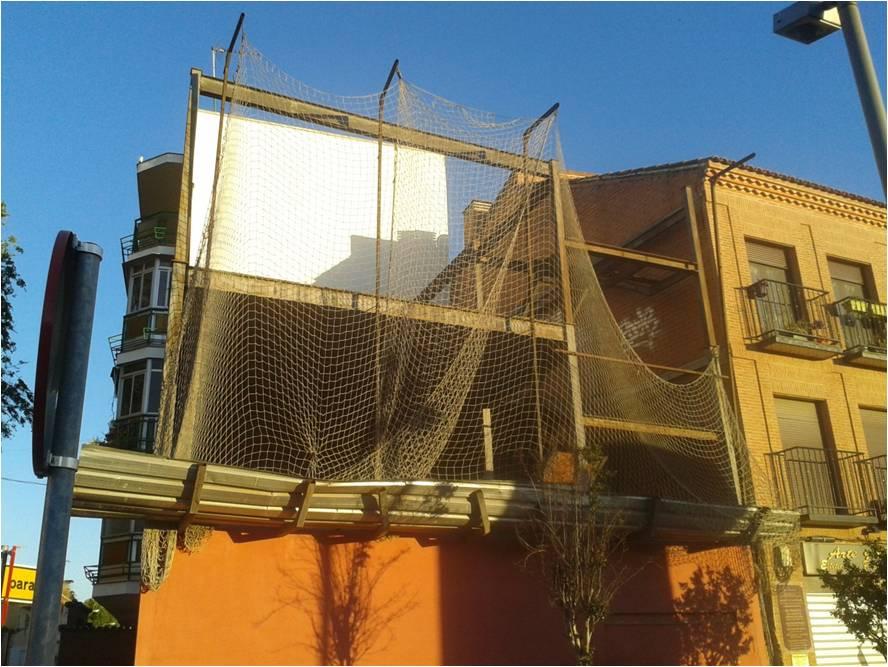 redes-de-construcción Redes de construcción: seguridad de altura
