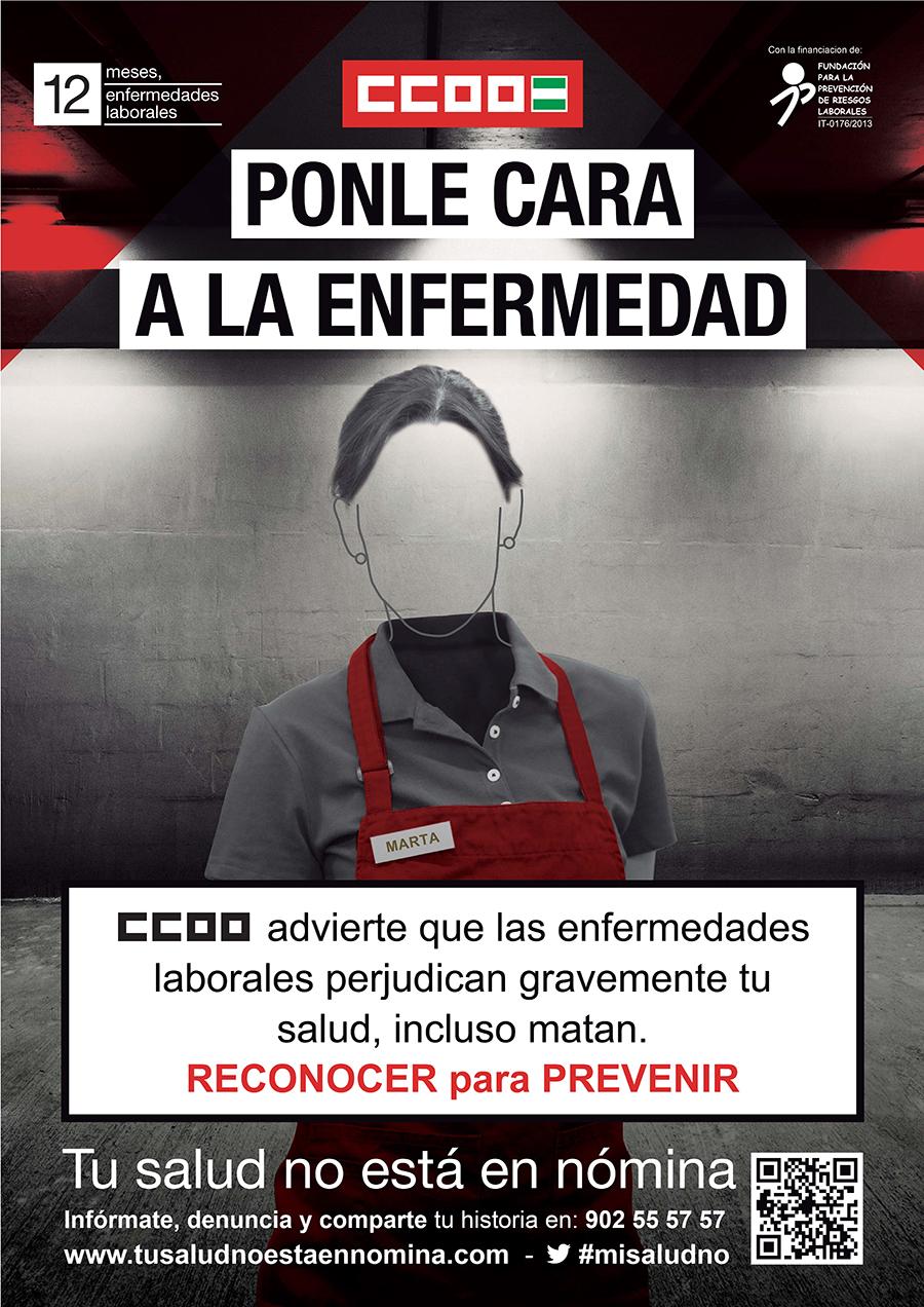 Enfermedad-Profesional-CCOO-Tu-salud Enfermedades profesionales más comunes