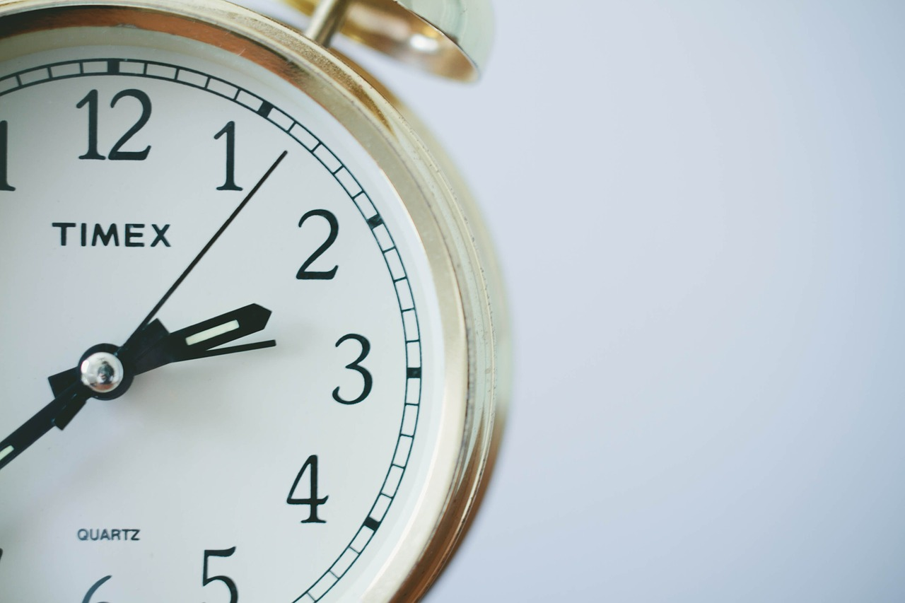 time-371226_1280 Consejos para evitar el síndrome postvacacional