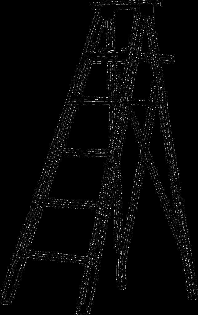 Riesgos laborales de las escaleras de mano blog de prl for Escalera madera portatil
