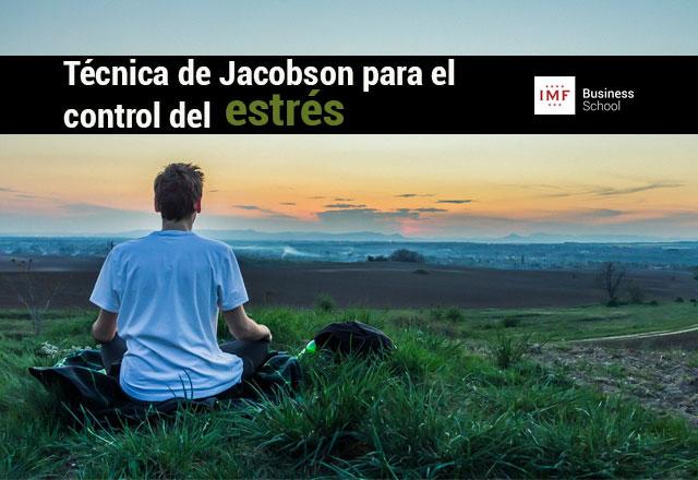 técnicas-control-estres Tecnica de Jacobson para el control del estres