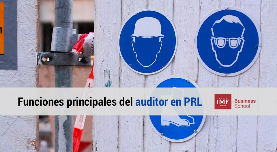 funciones-auditor-prl Funciones del auditor en Prevención de Riesgos Laborales
