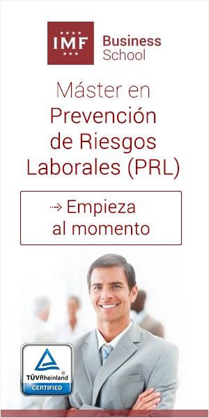 Master Oficial Prevención de Riesgos Laborales Para Técnicos Superiores