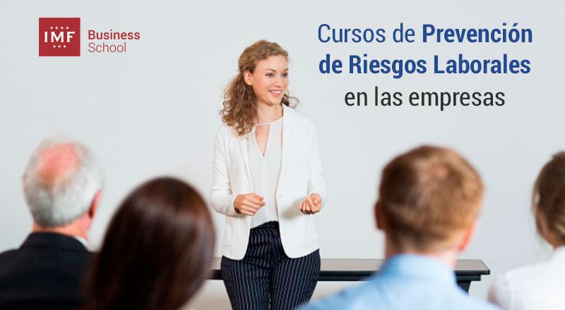 cursos-prl-empresas ¿Qué cursos de Prevención se deben impartir en las empresas?